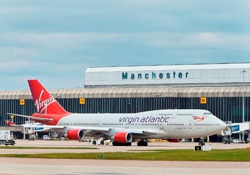 UK Manchester Airport