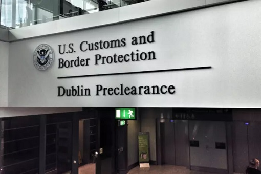 US Customs and Border Protection - Ireland Dublin Pre-Clearance