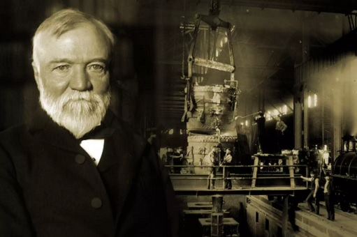 US Steel - Andrew Carnegie