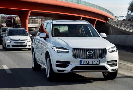 Volvo Hybrid XC90