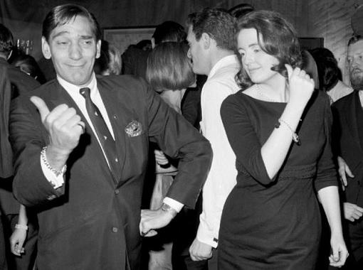 1960s American Party - Dancing