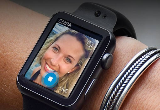 Apple LTE Watch - Video Chat Mode
