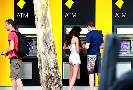 Commonwealth Bank of Australia - ATM Machines 2