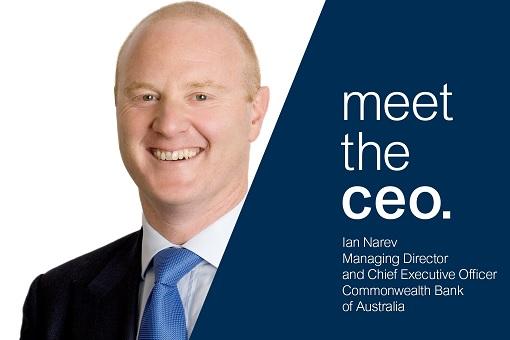 Commonwealth Bank of Australia- CEO Ian Narev