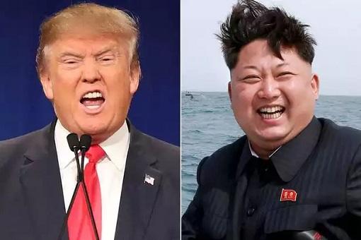 Donald Trump Angry - Kim Jong-un Happy