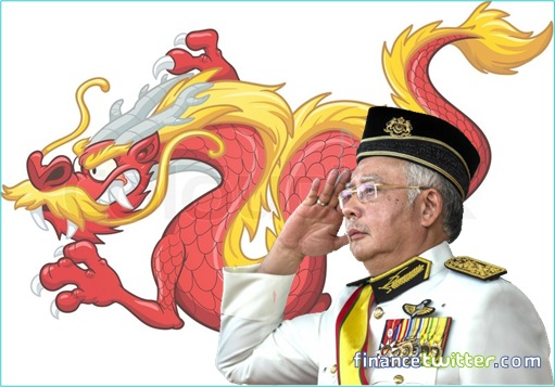 The Dragon Has Landed - China Kick-Off Defence Triangle Via ECRL Malaysia
