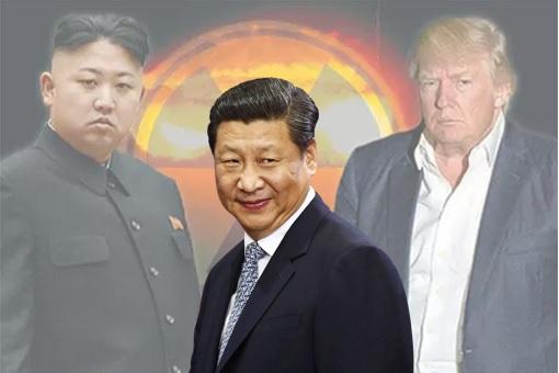 Kim Jong-un vs Donald Trump - Xi Jinping