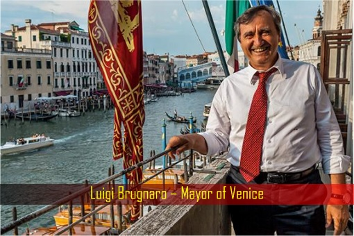 Luigi Brugnaro – Mayor of Venice