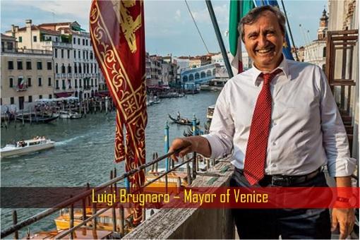 Luigi Brugnaro – Mayor of Venice