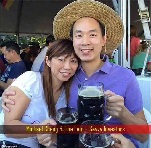 Michael Cheng and Tina Lam – Savvy Investors