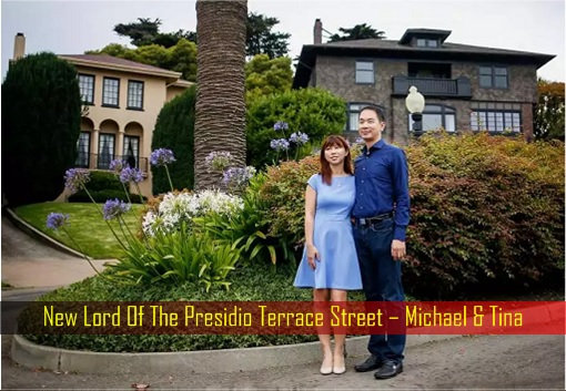 New Lord Of The Presidio Terrace Street – Michael Cheng and Tina Lam