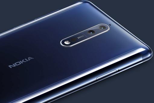 Nokia 8 - ZEISS optics