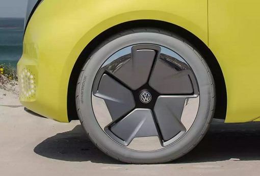 Volkswagen VW Electric Microbus 2022 - Tire