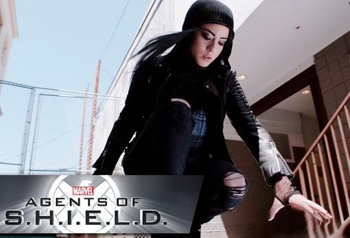 Chloe Bennet - Marvel Agent SHIELD