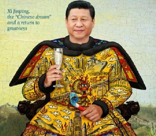 Emperor Xi Jinping