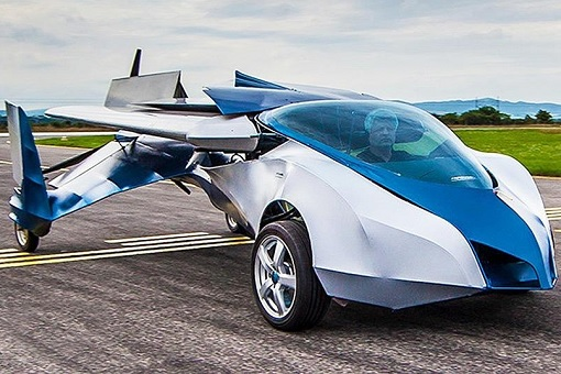 Flying Car - Aeromobil - Prototype 3