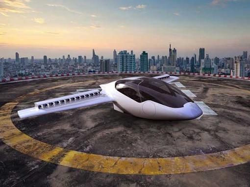Flying Car - Lilium Aviation