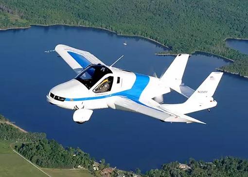 Flying Car - Terrafugia Transition