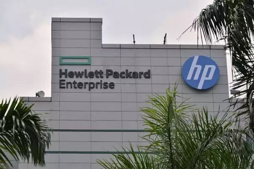 Hewlett Packard Enterprise - Building