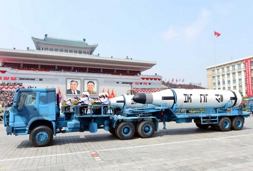 How North Korea Evades Economic Sanctions - Modified Equipment For Military Usage - Sinotruk