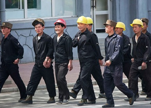 How North Korea Evades Economic Sanctions - Overseas Slave Labour