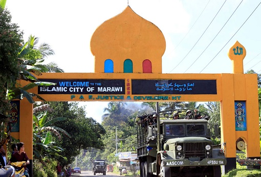 Islamic City of Marawi Philippine