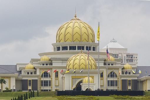 Malaysia - Palace Istana Negara