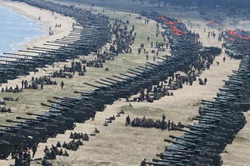 North Korea Artillery - 11000