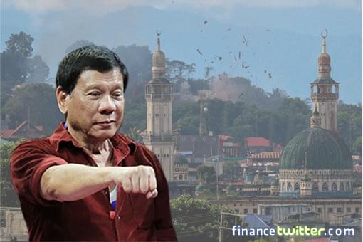 Philippine President Rodrigo Duterte - Bomb Mosques