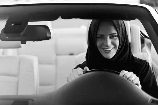 Saudi Arabia - Women Can Drive