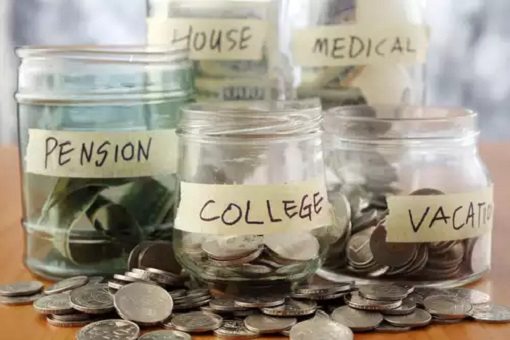 Save Money - Every Penny - Pension, College, House, Medical, Vacation