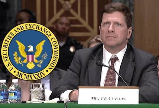 Securities and Exchange Commission (SEC) Chairman - Jay Clayton