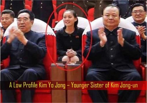 A Low Profile Kim Yo Jong – Younger Sister of Kim Jong-un