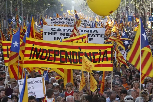 Catalonia Independence - Demonstration