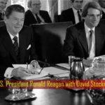 Reagan's Stockman - Trump's Tax Reform Will Fail, Stocks To Drop 40%-70%
