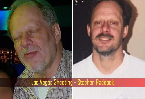 Las Vegas Shooting - Stephen Paddock