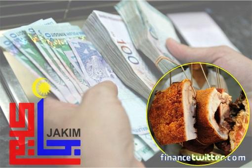 Malaysia JAKIM - Pork Money