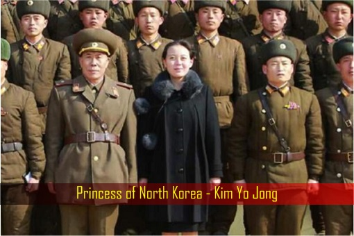 Princess of North Korea - Kim Yo Jong