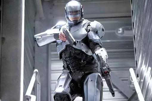 Robocop Film - Humanoid Murphy
