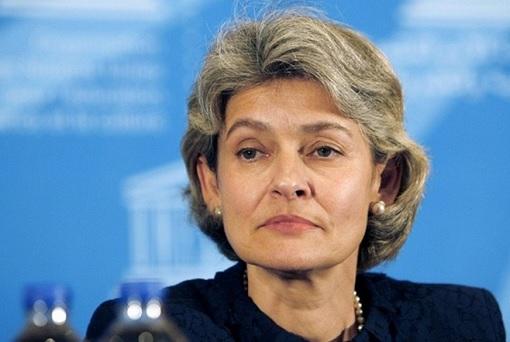 UNESCO Chief - Irina Bokova Director-General