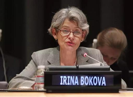 UNESCO Chief - Irina Bokova