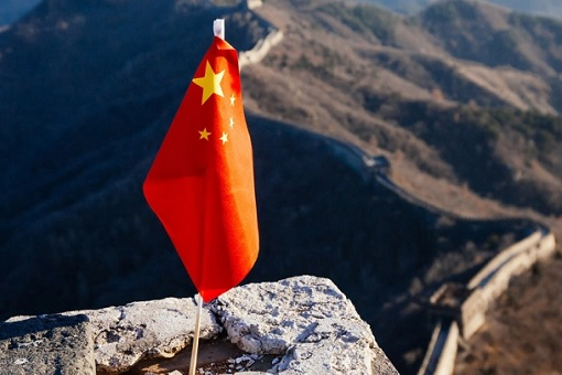 China Crackdown on Internet - Great Wall of China