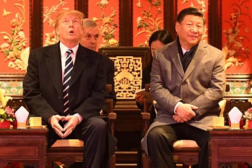 Chinese Charms!! - Trump Praised China For Taking Advantage Of U.S.