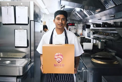 Deliveroo Editions Dark Kitchens - MOTU