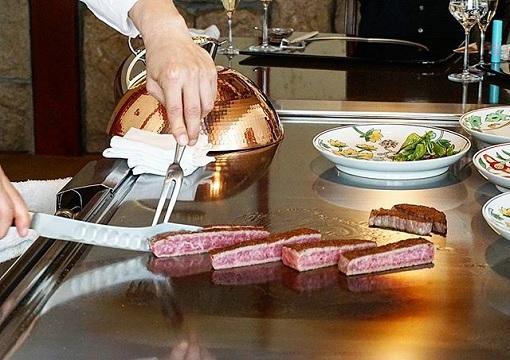 Ginza Ukai Tei Tokyo Restaurant - Beef Steak