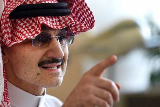 Saudi Prince Alwaleed - Billionaire