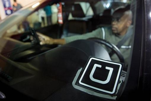 Uber - Car Sticker