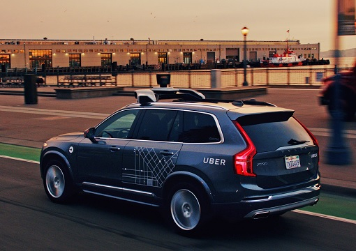 Uber's New Business Model - Owning 24,000 Volvo Self-Driving Taxis In 2019