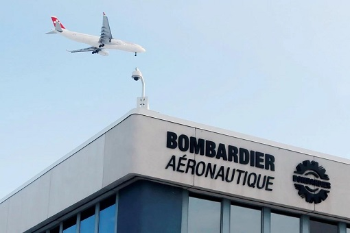 Bombardier Manufacturing Plant