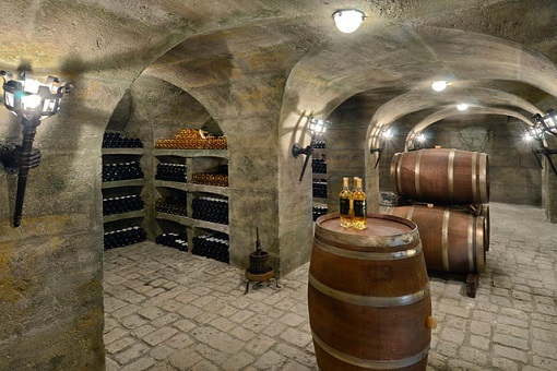 Chateau Louis XIV France - Wines Cellars
